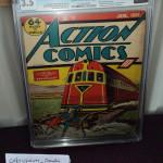 Action Comics #13 CGC 3.5