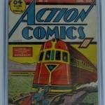 Action Comics #13 CGC 5.0
