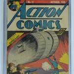 Action Comics #17 CGC 7