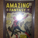 Amazing Fantasy Comic Book #15 CGC 5.0