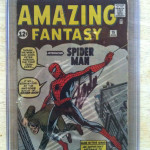 Amazing Fantasy Comic Book #15 CGC 6.5