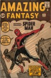Amazing Fantasy Comic Book #15