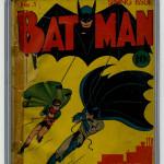 Batman #1 CGC 0.5