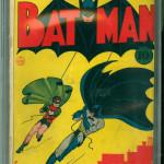 Batman #1 CGC 1.0