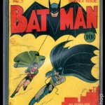 Batman #1 Comic Book
