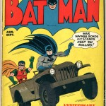 Batman #12 Comic Book Front Cover
