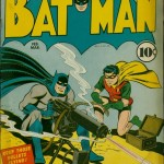 Batman #15 Comic Book Cover
