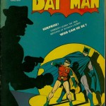 Batman #16 Comic Book Cover