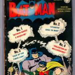 Batman #19 CGC 2.0 Front Cover