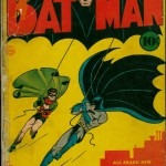 Batman Comic Book #1 Front Cover