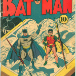 Batman Comic Book #10 Front Cover