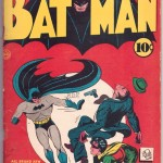 Batman Comic Book #2 Front Cover