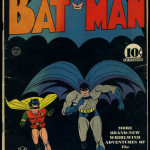 Batman Comic Book #3 Front Cover