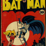 Batman Comic Book #4 Front Cover