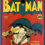 Batman Comic Book #6 Front Cover