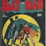 Batman Comic Book #9 Front Cover