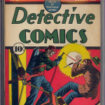 Detective Comics #30 CGC 7