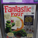 Fantastic Four Comic Book #1 CGC 9.4