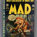 Mad Comics #5 CGC 9.6