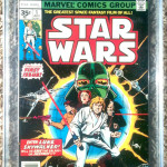 Star Wars Comic Book #1 CGC 9.4
