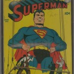 Superman #21 Comic Book