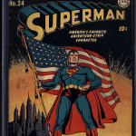 Superman #24 CGC 3.5