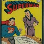 Superman #27 CGC 9.6