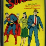 Superman #30 CGC 8 Front Cover