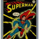 Superman #32 CGC 6.5