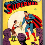 Superman #33 CGC 3.5 Front Cover