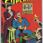 Superman #35 Front Cover