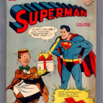 Superman #37 CGC 4.0