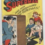 Superman #39 Front Cover