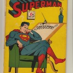 Superman #41 Front Cover