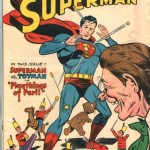 Superman #44 Front Cover
