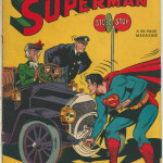 Superman #46 Front Cover