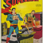 Superman #48 Front Cover