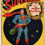 Superman #53 Comic Book
