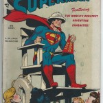 Superman #54 Comic Book