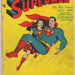 Superman #57 Comic Book