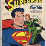 Superman #58 Comic Book