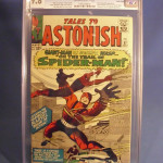Tales To Astonish Comic Book #1 CGC 9.8