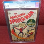 The Amazing Spider-Man #1 CGC 6.0
