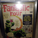 The Fantastic Four #1 CGC 5