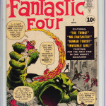 The Fantastic Four #1 CGC 6.5