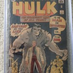The Incredible Hulk #1 CGC 3.5