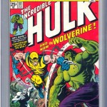 The Incredible Hulk 181 CGC 9.6 Front Cover