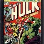 The Incredible Hulk #181 CGC 9.8