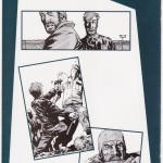 The Walking Dead #13 Back Cover