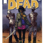 The Walking Dead #19 Front Cover